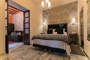 hotel deluxe con encanto en Sevilla