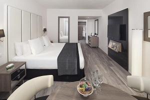 hotel moderno con encanto en Sevilla