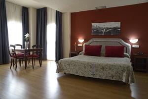 gran hotel con encanto en Sevilla