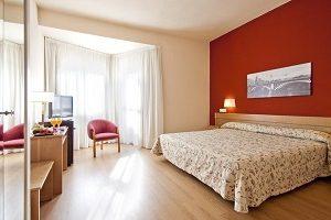 romántico hotel con encanto en Sevilla