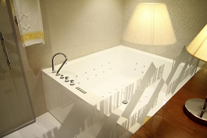 hotel romántico en Sevilla