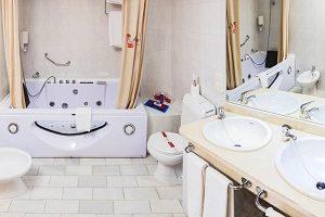 romántico hotel en Sevilla