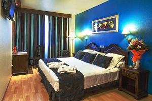 interesante hotel con encanto en Sevilla