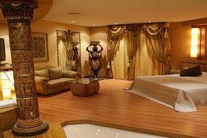 lujoso hotel con encanto en Sevilla