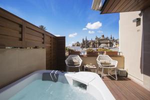 hotel para parejas en Sevilla
