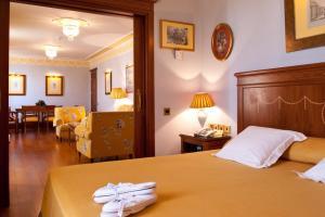 clásico hotel con encanto y para parejas en Sevilla