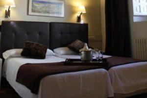 Clásico hotel con encanto en Cuenca