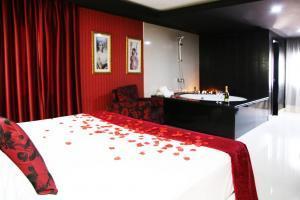 romántico y encantador hotel en Málaga