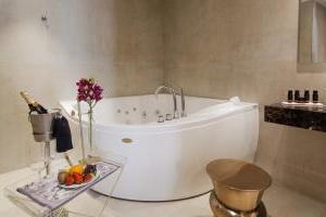 fabuloso hotel con encanto en la ciudad de Málaga