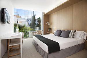 Lujoso hotel romántico en Sitges