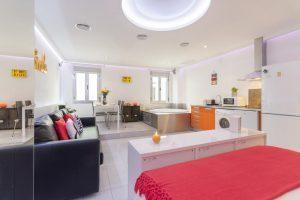 Apartamento con encanto en Madrid