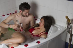 hotel romántico en Jaén