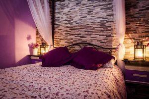 romántica casa de campo en Toledo