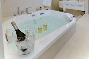 hotel boutique encanto y spa en Girona