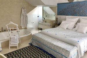 excelente hotel con spa y ambiente romántico en Cataluña
