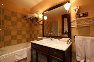 romántico hotel rural encanto en Guadalajara