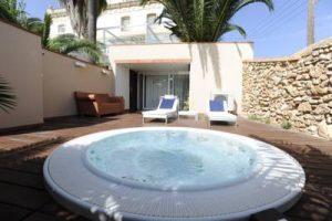 romántico hotel en Tarragona