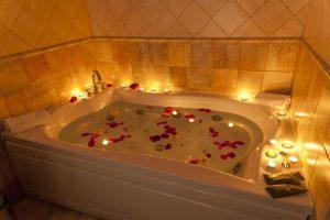 elegante hotel romántico en Toledo