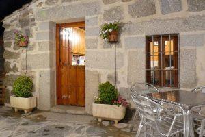 relajante casa rural con encanto en Ávila