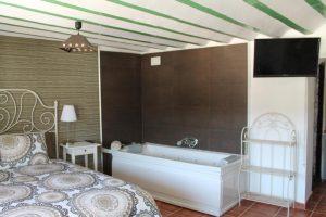 cómodo hotel romántico en Chinchón