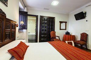 excelente hotel con encanto en Jaén