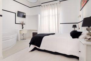 buen hotel con encanto en el centro de Madrid