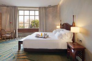 Hotel de lujo con encanto en Madrid