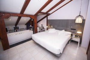 interesante hotel con encanto en Madrid
