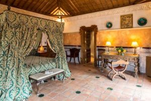 hotel medieval con encanto en Zafra