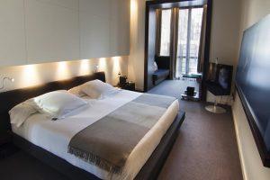 Hotel de lujo y con estilo en Barcelona