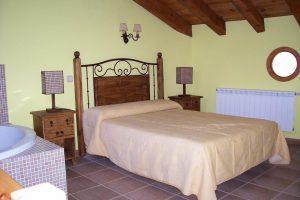 sencillo hotel con encanto en Madrid Sierra
