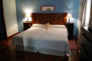 Buen hotel romántico en Ávila
