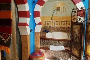 Excelente hotel rural con bañera de hidromasaje en Aldea de Ballesteros