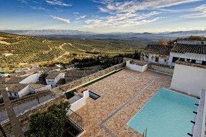accesible hotel con encanto y para parejas en Jaén