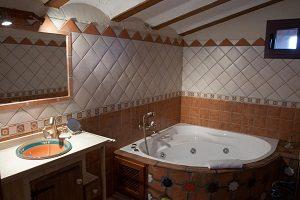casa rural con encanto en Cazorla