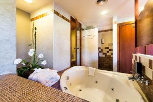 gran hotel romántico en Barcelona