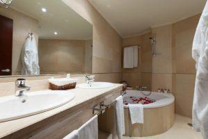 bello hotel romántico en Badajoz