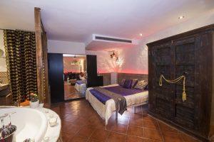 gran hotel con encanto Madrid