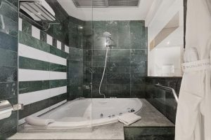 Hotel romántico lujoso en Madrid