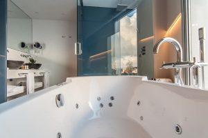 Jacuzzi privado hotel barcelona