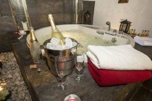 Hotel romántico en el centro de Madrid
