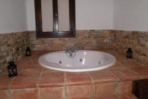 Hotel rural con bañera de hidromasaje en Cádiz