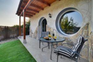 romántica casa rural con encanto en la Sierra de Madrid