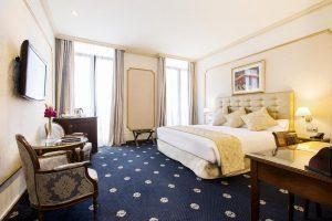 Llamativo hotel con encanto en Barcelona
