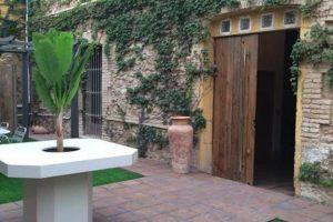 hoteles interior comunidad valenciana