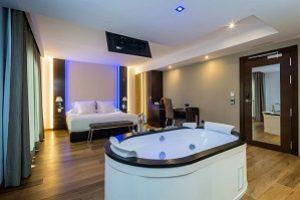 Hotel con encanto solo para adultos en Málaga