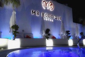 hotel con encanto y lujo en Málaga