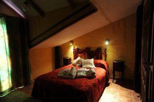 clásico hotel con romantico en Guadalajra