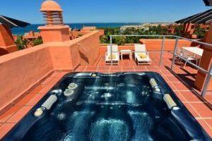 Lujoso hotel con encanto para parejas en Cádiz
