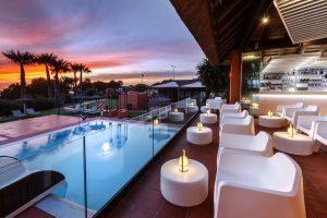 Moderno hotel con encanto para dos en Cádiz